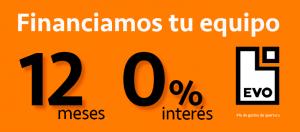 Financiación EVO