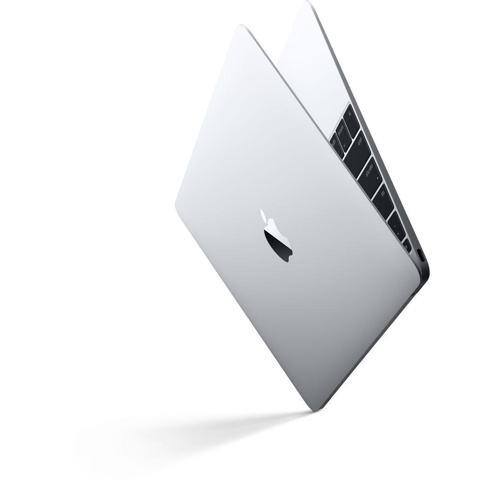 Apple 12 MacBook (mediados de 2017, plata)2