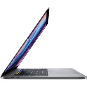 Apple MacBook Pro de 15.4 con barra táctil