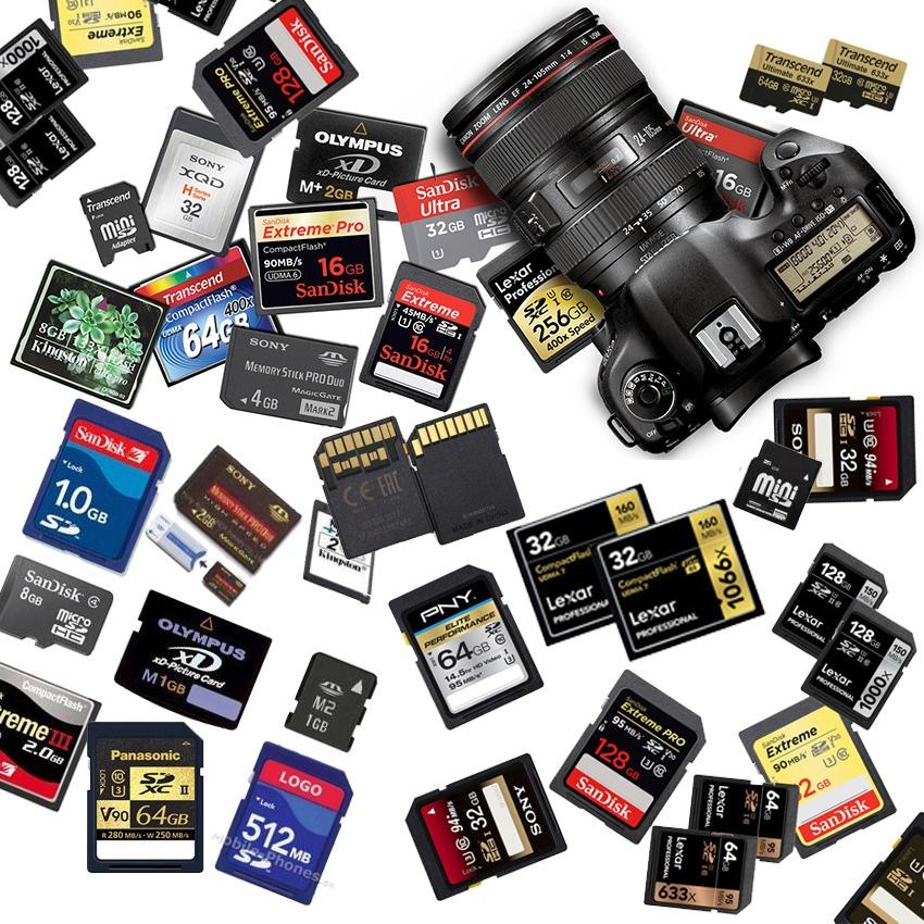 Tarjetas-de-memoria-y-cámara-cabecera