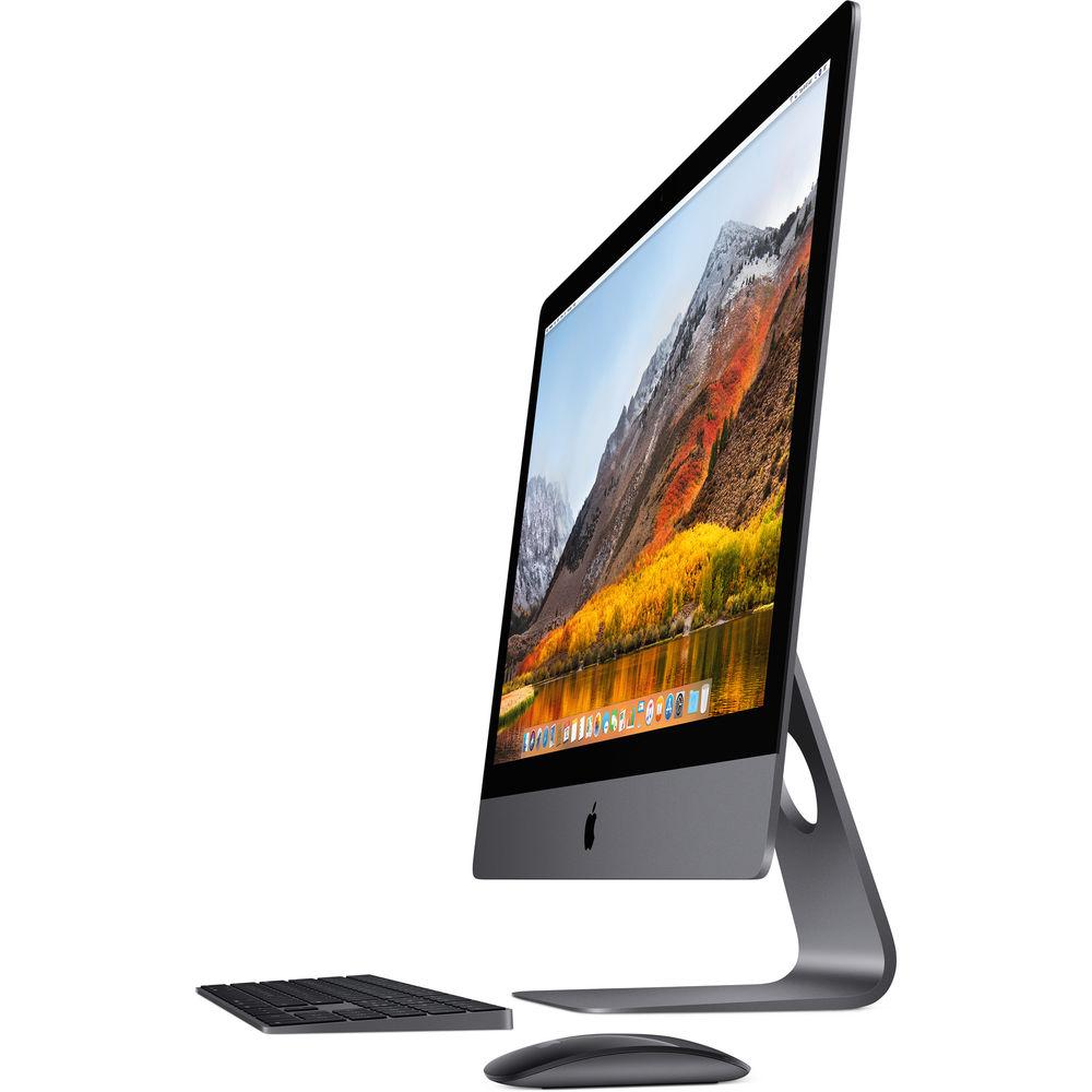 iMac Pro 2 con teclado y ratón