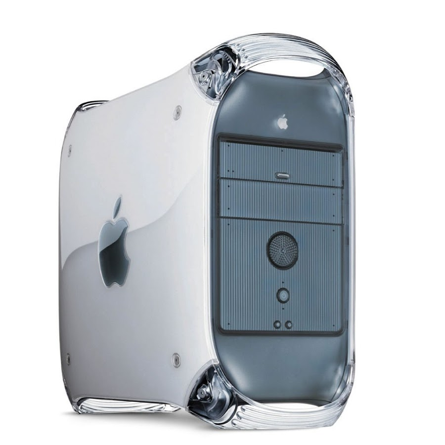 PowerMac G4 Grafito